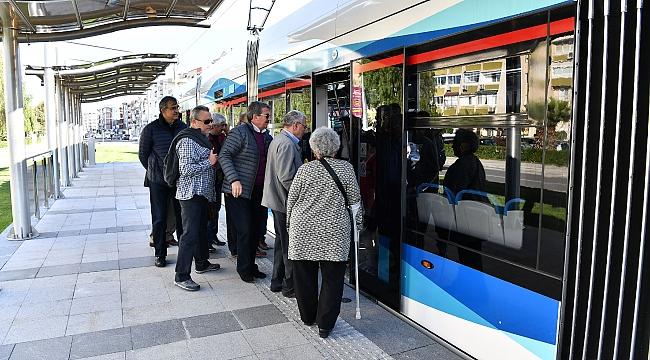 Toplu ulaşıma virüsle mücadele ayarı