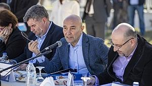 Tunç Soyer'den Çeşme Projesi hakkında açıklama
