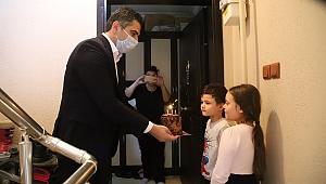 23 Nisan doğumlulara Başkan sürprizi