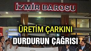 Baro'dan 'üretim çarkını durdurun' çağrısı