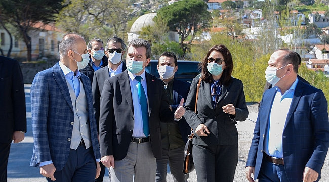 Bergama, Selinos Deresi Projesi için kolları sıvadı