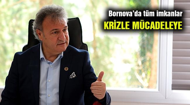 Bornova'da makam aracı yok işsizlere destek var