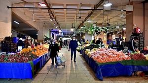 Bornova'da pazarlar, Pazartesi günü kurulacak