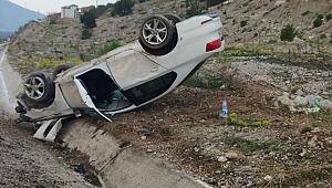 Bu araçtan yara almadan kurtuldu