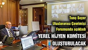 Büyükşehir 'Yerel Hijyen Komitesi' oluşturacak