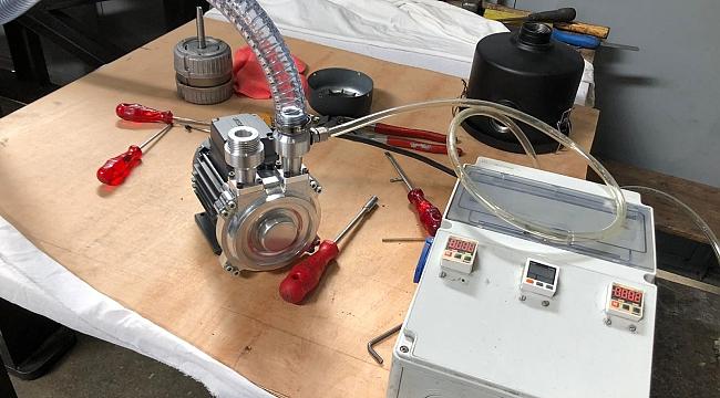 Çiğli'den Ventilatör Üretimine Destek