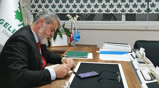 Gelecek Partisi İzmir Yürütme Kurulunu belirledi