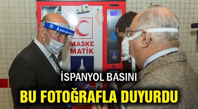 İzmir Büyükşehir'e uluslararası övgü...