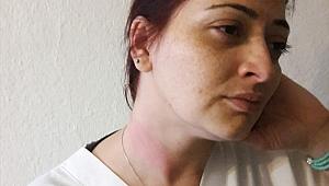 İzmir'de sağlık çalışanına saldırı!