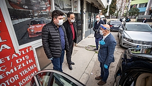 İzmir'in dayanışmasına İnşaat Mühendisleri desteği