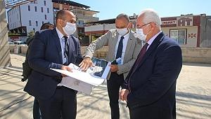 Karabağlar'da projeler devam ediyor