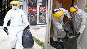 Karşıyaka Belediyesi tekstil atıklarını evden topluyor