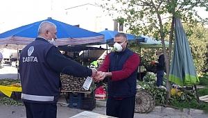 Konak'ta pazarlara 'yasak' ayarı