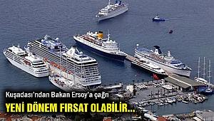 Kuşadası 'yeni dönem' turizme hazırlanıyor