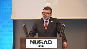 MÜSİAD İzmir'den 'Biz Bize Yeteriz'e tam destek