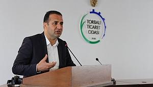 Torbalı'da 1500 aileye erzak yardımı