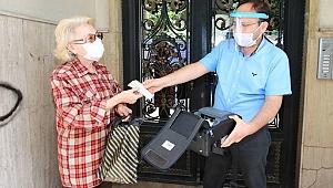 65 yaş üstüne kapıda vergi ödeme kolaylığı