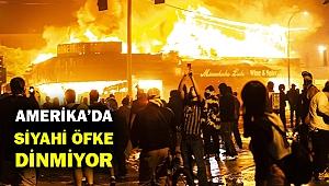 Amerika iki ateş arasında... Salgın ve kaosa dönüşen protestolar...