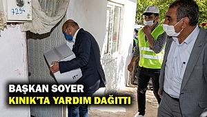 Başkan Soyer'den AK Partili Kınık Belediyesine ziyaret