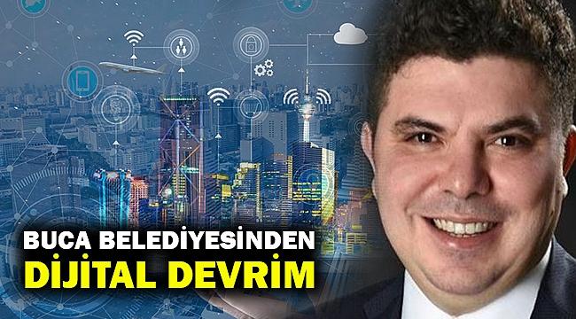 Buca Belediyesi'nden dijital devrim
