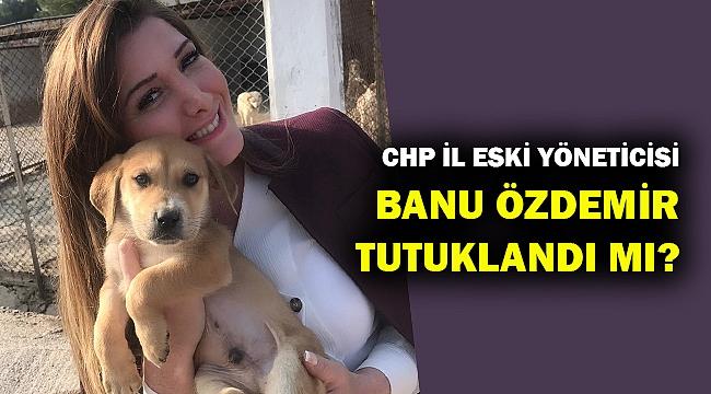 Cami paylaşımı ile olay olan Banu Özdemir tutuklandı...