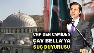 CHP İZMİR'DEN CAMİ PROVOKASYONUNA SUÇ DUYURUSU