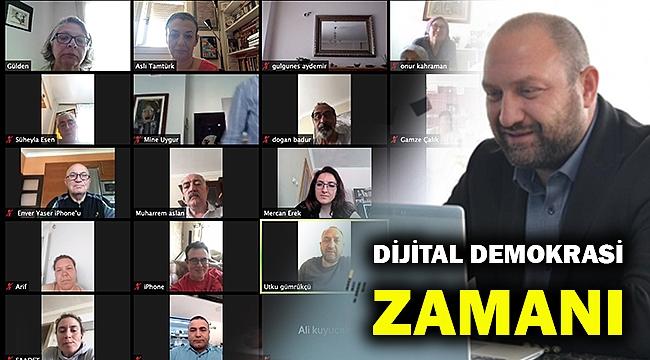 Çiğli'de Dijital Demokrasi Dönemi