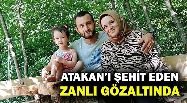 Diyarbakır'da Atakan Arslan'ı şehit eden zanlı gözaltına alındı