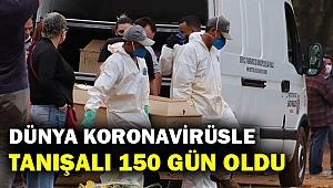 Dünya koronavirüs adını duyalı 150 gün oldu... İşte gün gün yaşananlar...