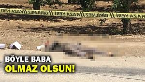 Eşini yaralamaktan tutuklanmıştı, serbest kalınca oğlunu öldürdü!