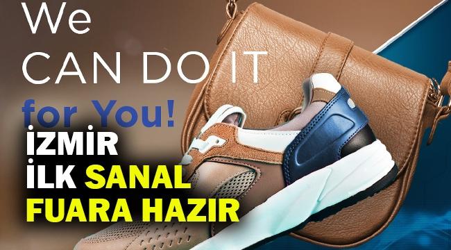 İzmir'den bir ilk daha... Sanal fuarlar Shoedex ile başlıyor