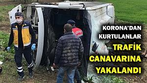 Korona'dan kurtulanlar trafik canavarına yakalandılar... 16 yaralı...