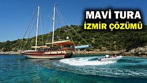 'Mavi Tur' Yasağına İzmir Çözümü