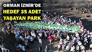 Orman İzmir'de bağışlar 1.5 milyon liraya ulaştı