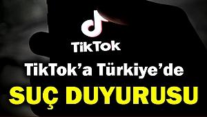 TikTok'a Türkiye'de suç duyurusu... Suçlama çocuklarla ilgili...