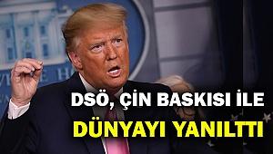 Trump hırsını Dünya Sağlık Örgütü'nden aldı... ABD ile DSÖ ilişkisini bitirdi...