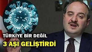 Türkiye'de 3 ayrı aşı geliştirdi... Hayvanlar üzerinde deneme başladı...