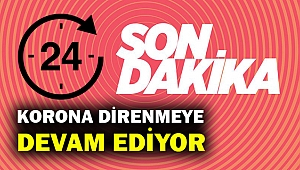 Türkiye'de son 24 saatte 948 kişiye Kovid-19 tanısı konuldu