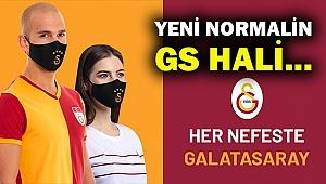 Yeni normal... Galatasaray, koruyucu maske satışına başlıyor