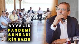 Başkan Ergin, pandemi sonrası projelerini anlattı