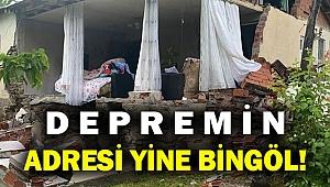 Bingöl Karlıova'da 5,7 büyüklüğünde deprem... İşte bütün gelişmeler...