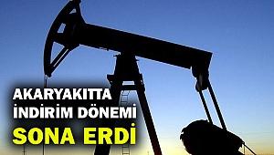 Brent petrolün yeniden yükselişe geçti... Zamlar yolda...