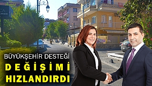 Büyükşehir'le el ele verdi Kuşadası'nda değişim hız kazandı
