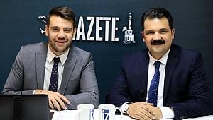 CHP Konak'ta Basın Sorumlusu Özdil oldu