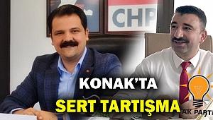 CHP'li Gruşçu'dan AK Partili Başdaş'a ağır göndermeler...