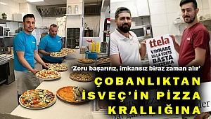 Erzurumlu Orhan Polat'ın hikayesi... Çobanlıktan İsveç'in pizza krallığına...