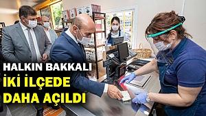 Halkın Bakkalı İzmir genelinde yaygınlaşıyor
