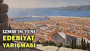 İzmir Büyükşehir Smyrna Edebiyat Yarışması düzenliyor