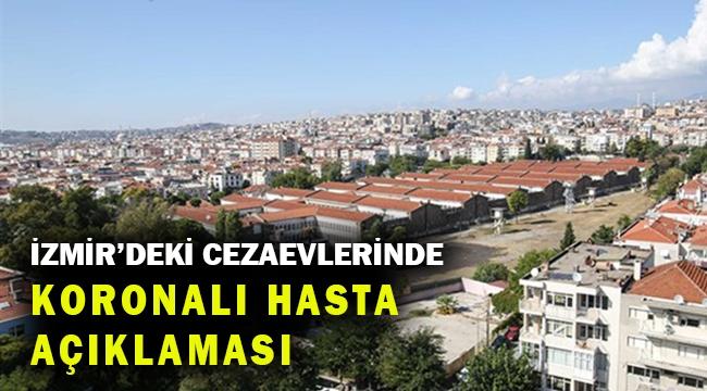 İzmir Cumhuriyet Başsavcılığından cezaevleri açıklaması...