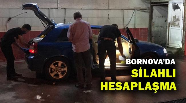 İzmir'de bacaklarından vurulan 2 kişi hastaneye kaldırıldı